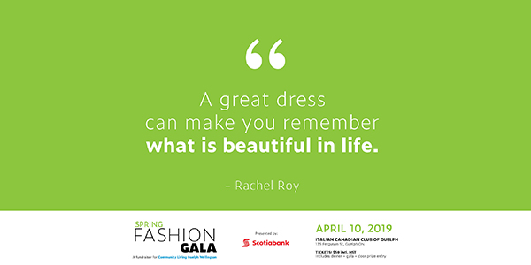 fashion gala, community living guelph wellington, fundraiser