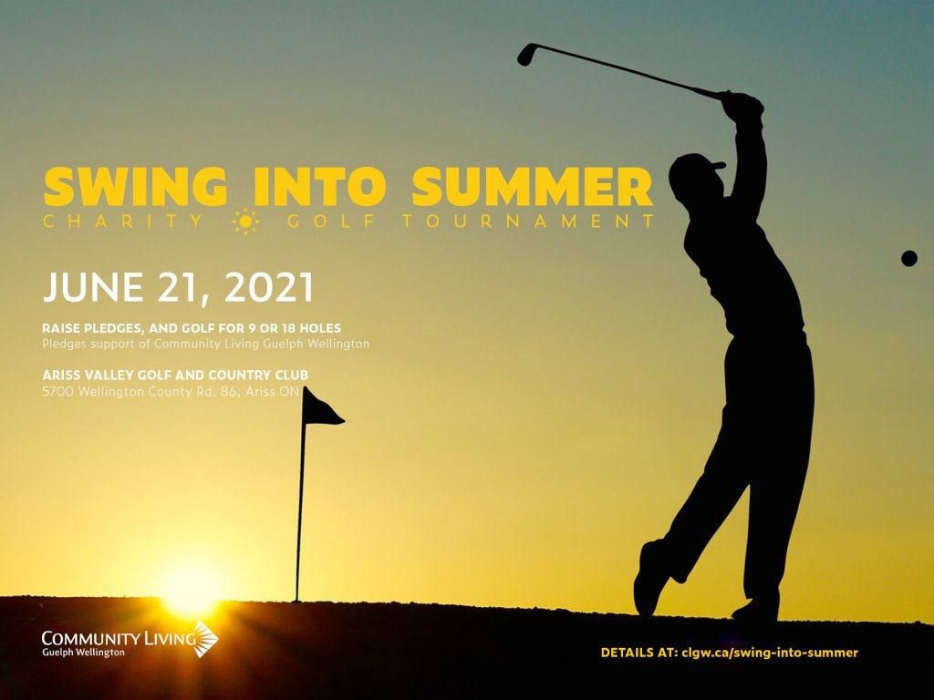 swing into summer, charity golf tournament, clgw, golf, hole in one, ariss golf course, good cause, joe hamley